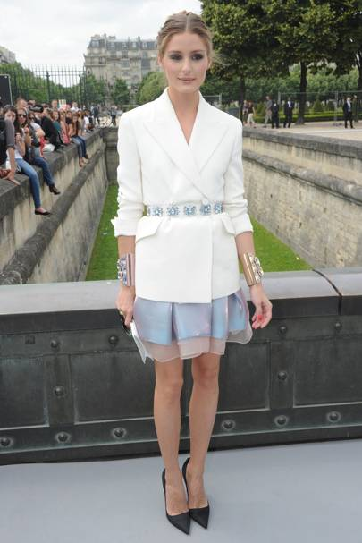 Christian Dior autumn/winter 2013-14 couture show, Paris - July 1 2013