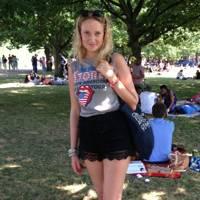 Diandra Donecker, student