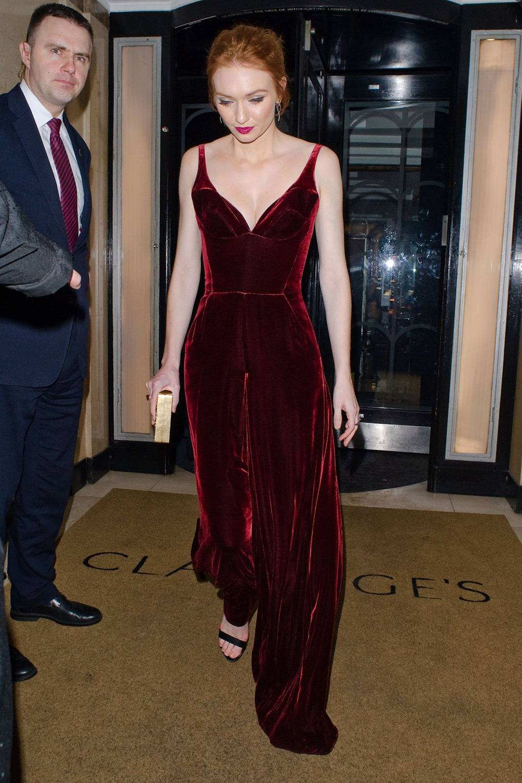 0a2369b9d4f2e Celebrity Fashion Trend: Velvet   British Vogue