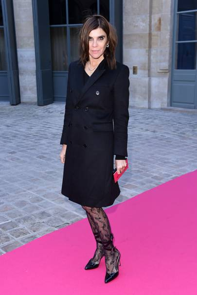 Schiaparelli show, Paris - January 25 2016