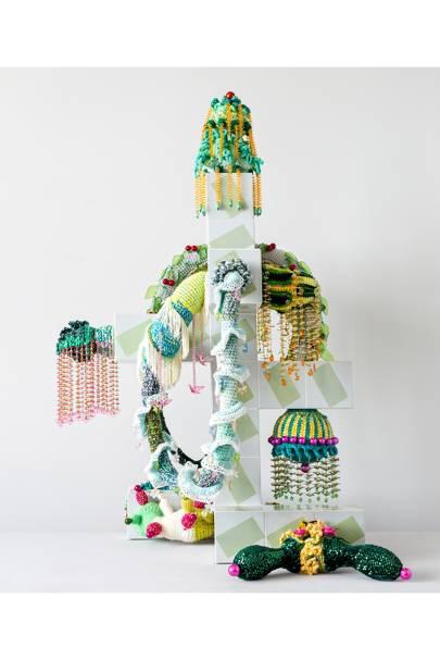 Joana Vasconcelos: Material World at Phillips