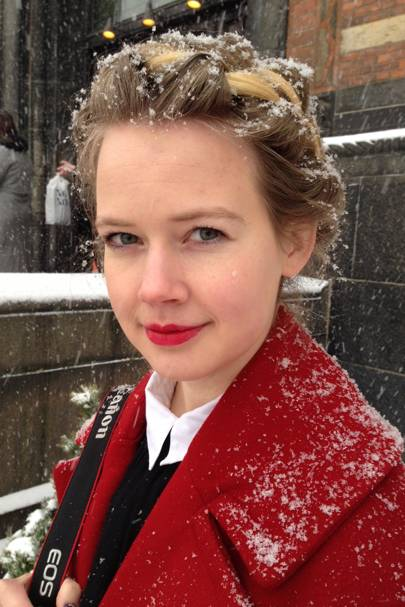 Emma Espensen, blogger