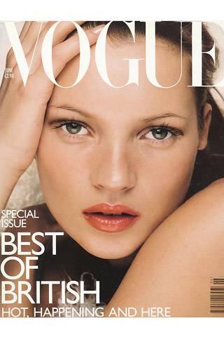 British Vogue, June 1998