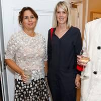 Laura Ingham (Right) - Acting Executive Fashion Editor