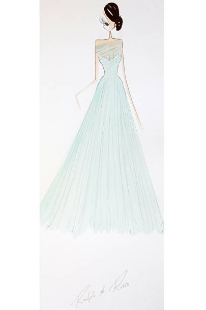 Tiana from The Princess and the Frog by Ralph & Russo