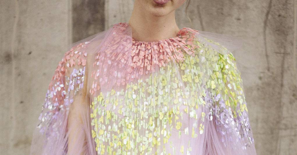 Peter Pilotto On Transforming Tulle for AW19