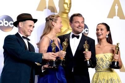 Oscars Glory