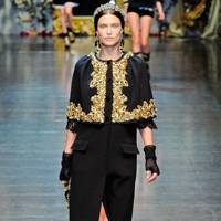 Dolce & Gabbana Autumn/Winter 2012