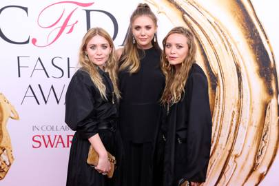 Ashley, Elizabeth & Mary-Kate Olsen from Celebrity ... |Elizabeth Olsen And Sisters 2014