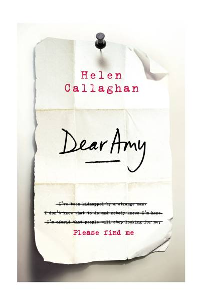 Dear Amy, by Helen Callaghan