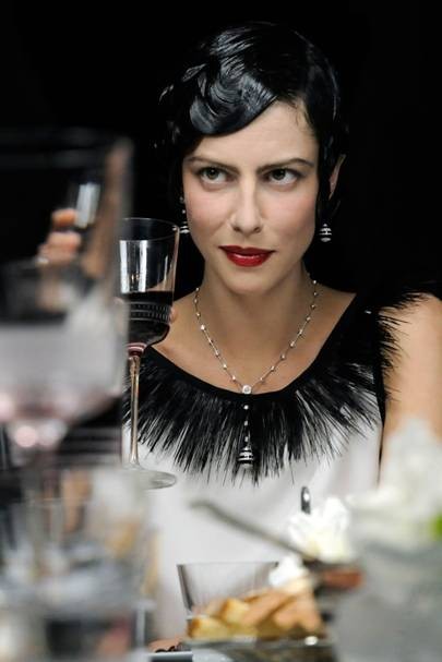 Anna Mouglalis as Coco Chanel