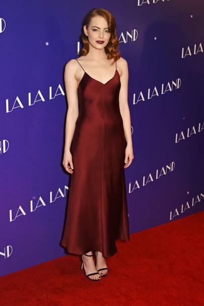La La Land premiere, London - January 12 2017