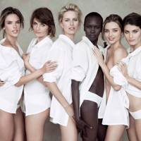 The Pirelli Calendar 50th Anniversary Shoot