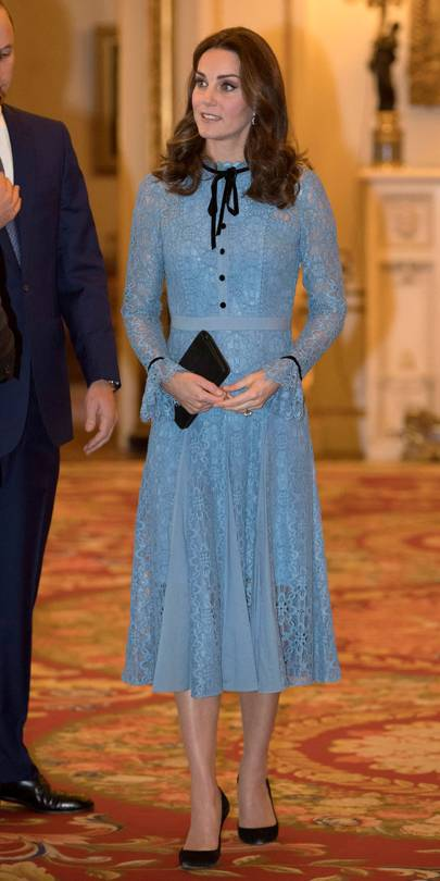 World Mental Health Day Reception, Buckingham Palace - October 10 2017