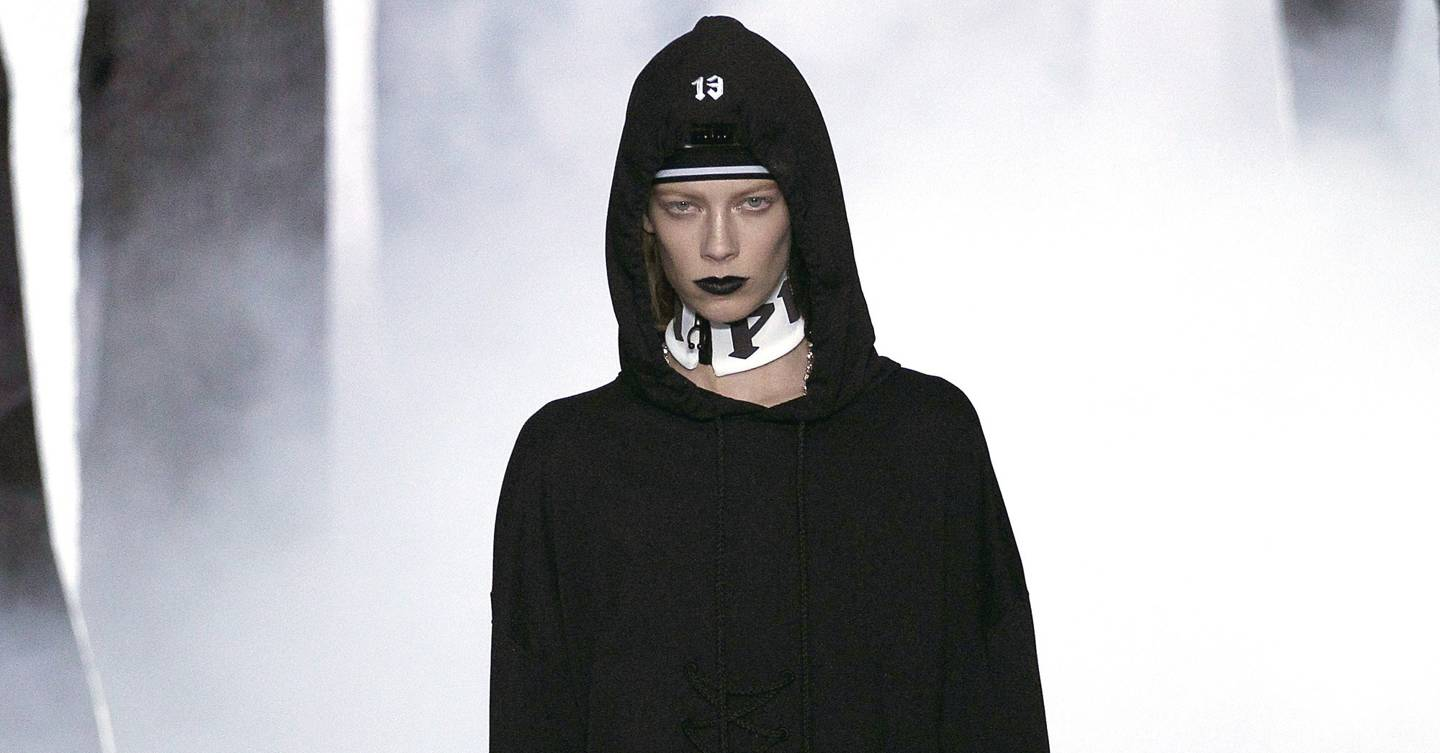 Fenty Puma By Rihanna Autumn/Winter 2016 Ready-To-Wear show report