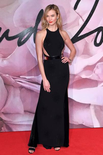Fashion Awards Arrivals, London - December 5 2016