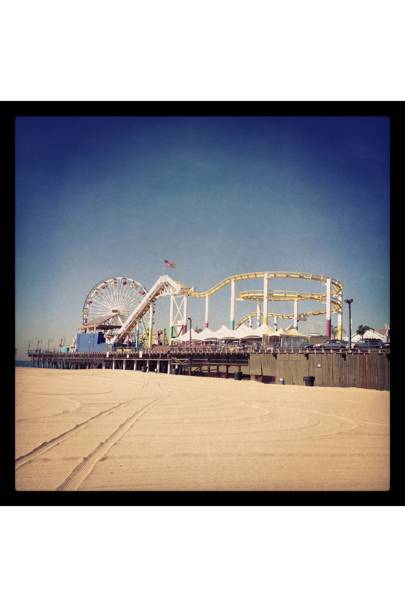 Santa Monica Pier. All the fun of the fair.