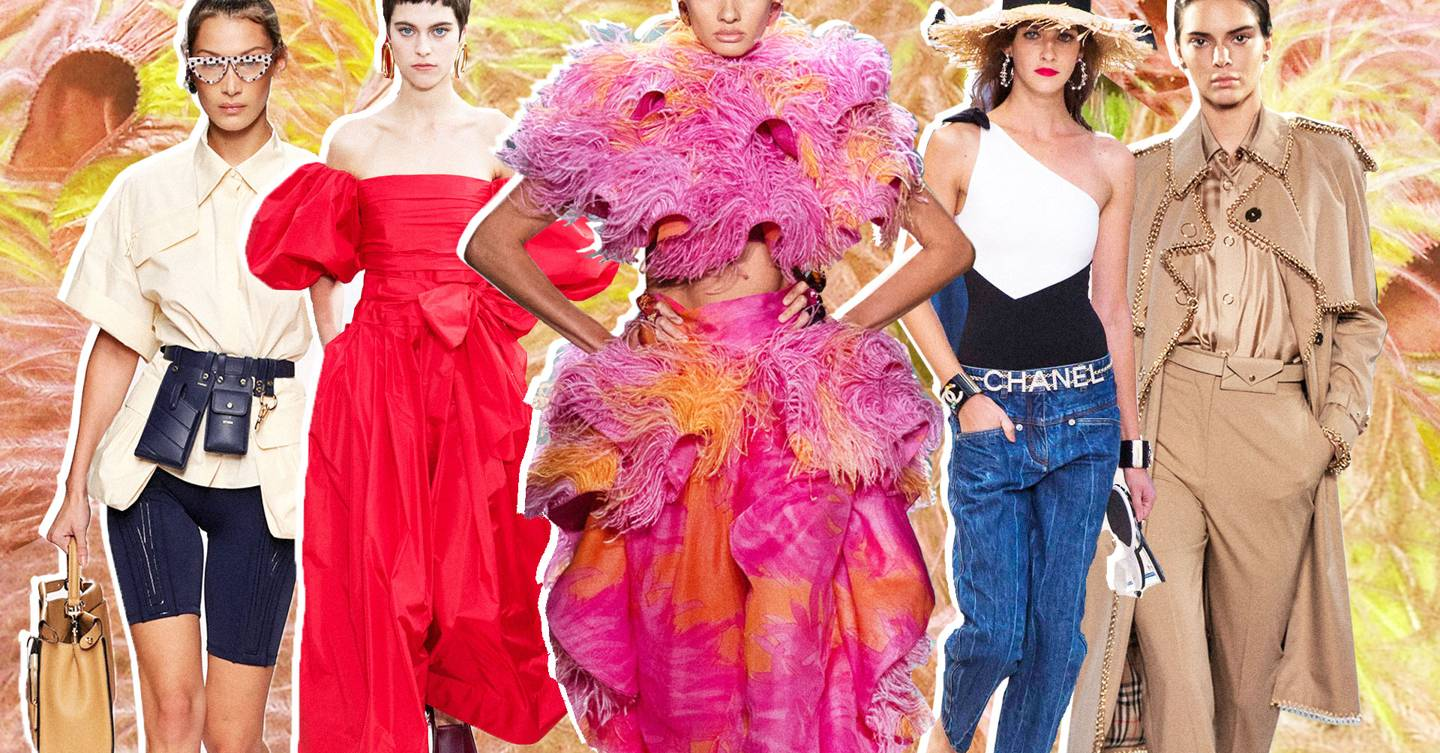 4c90a81eaa3fc8 Spring Summer 2019 Fashion Trends You Need To Know | British Vogue