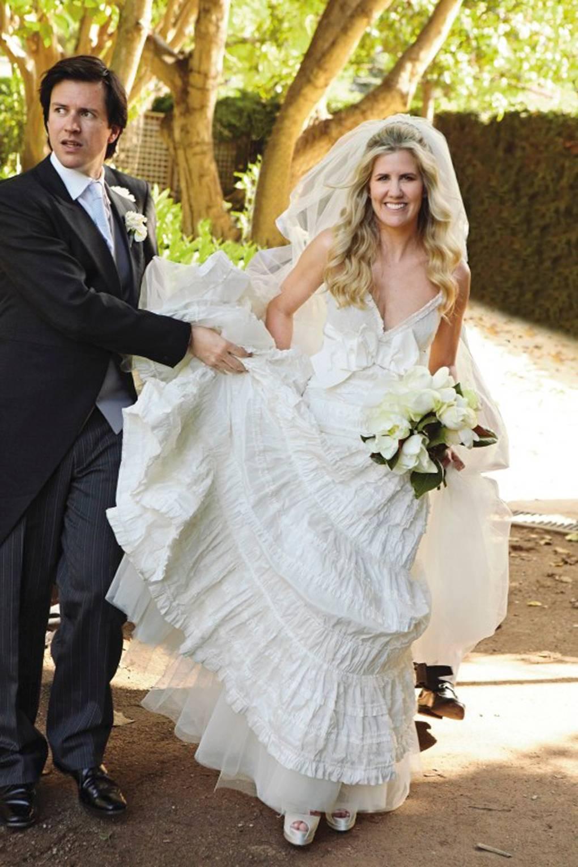 Weddings In Vogue Dresses & Photos (Vogue.com UK) | British Vogue