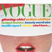 Vogue Cover, April 1978