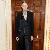 Stuart Weitzman x Gigi Hadid dinner, London – November 14 2016