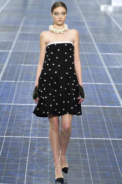 Chanel Spring/Summer 2013 Ready-To-Wear show report | British Vogue