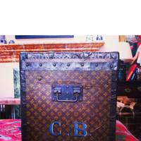 Bay Garnett's Louis Vuitton View