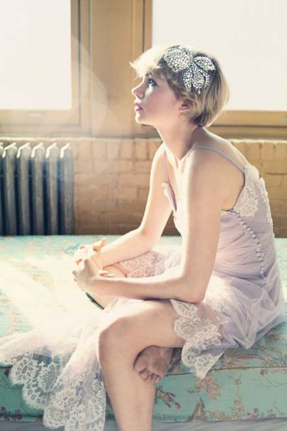 Vogue: April 2008