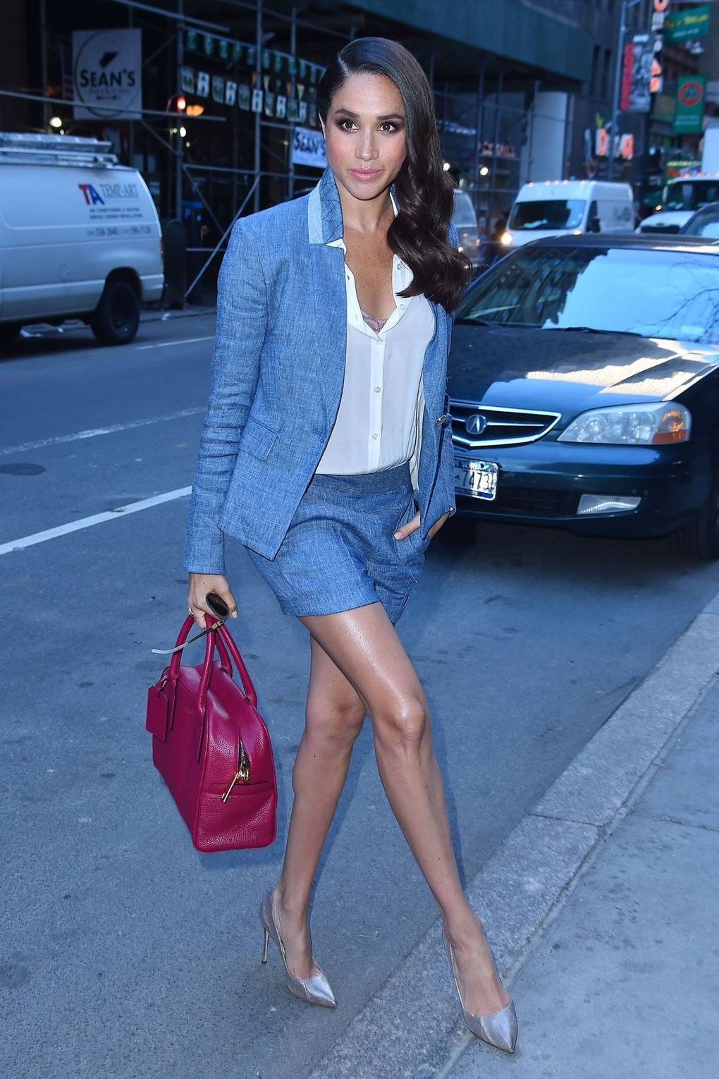 Meghan Markle: Lessons In Polished Style | British Vogue