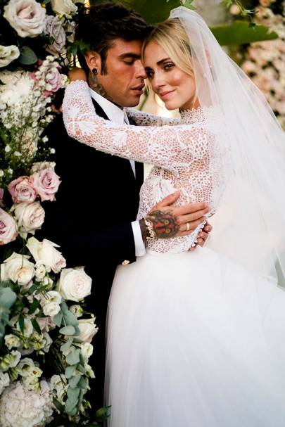 1690eb8f5 The Most Iconic Celebrity Wedding Dresses Of All Time | British Vogue