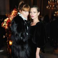 October: Alexander McQueen Frieze Dinner