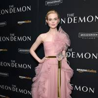 The Neon Demon screening, New York - June 22 2016