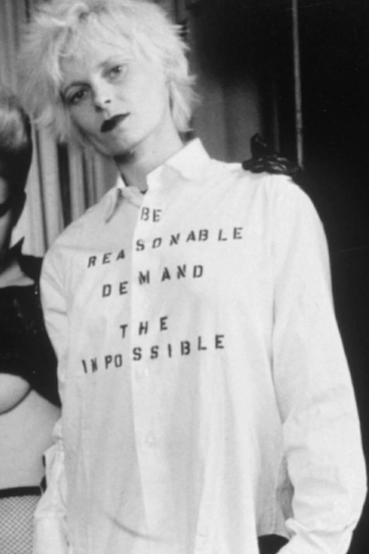 698807f970 Vivienne Westwood Explains Punk Motivations   British Vogue