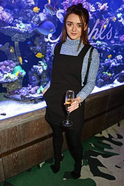 Kiehl's VIP dinner, London - February 15 2016