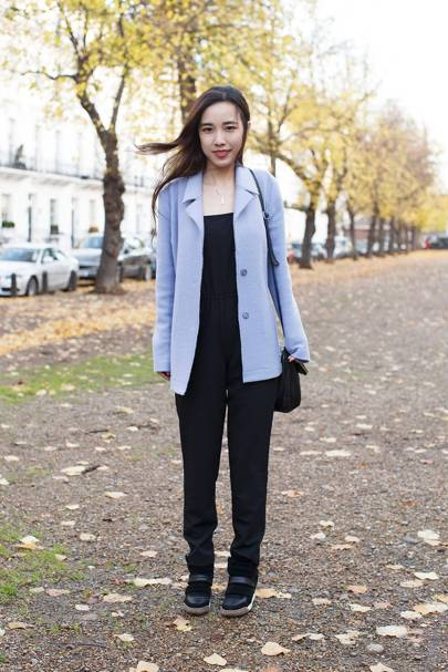 Cassie Zhu, masters student