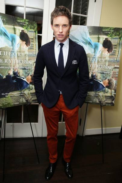 The Theory of Everything screening, LA - December 7 2014