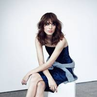 Alexa Chung photographed for Mytheresa.com