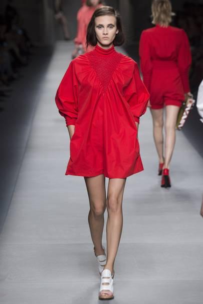 cbdae5a73c6d8 Fendi Spring Summer 2016 Ready-To-Wear show report   British Vogue