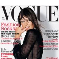 Voguecover, Nov 2003