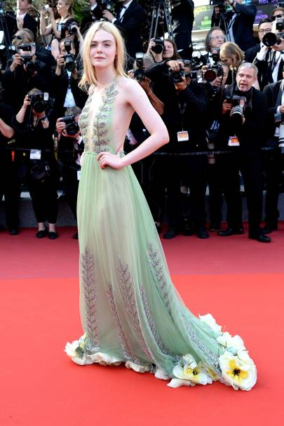 1. The Gucci gown