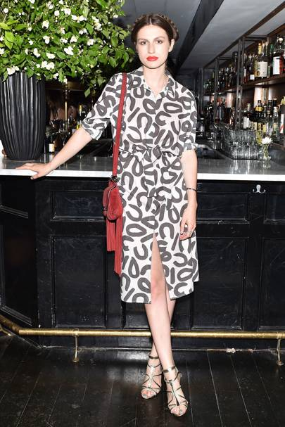 Refinery29 and CFDA Tabitha Simmons party, New York - June 9 2015