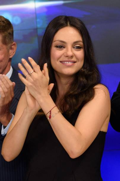 Mila Kunis On Buying Wedding Ring From Etsy British Vogue