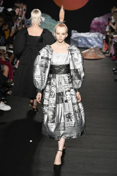 1a096bcbf1f4 Ashley Williams Autumn Winter 2018 Ready-To-Wear show report ...