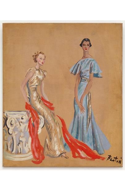 Cecil Beaton for British Vogue, 1934