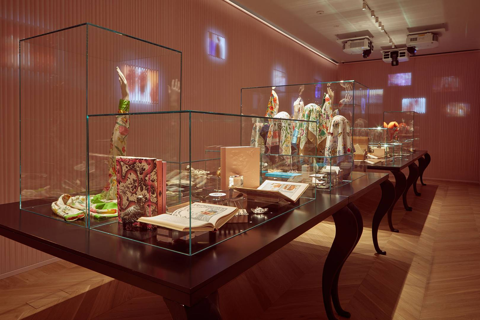 9296a9e87fc Alessandro Michele opens his Gucci Garden in Florence