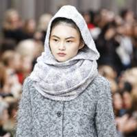 A Fairytale Snood From Chanel