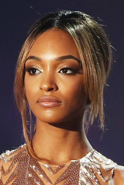Jourdan's On-Stage Up-do