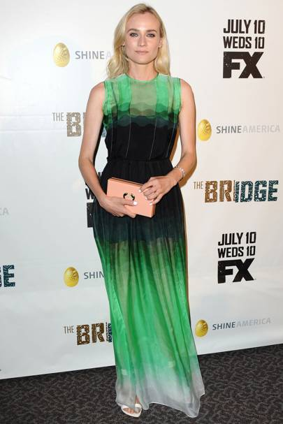 The Bridge TV series premiere, LA - July 8 2013