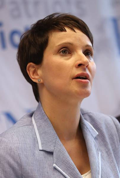 Frauke Petry - Alternative for Germany