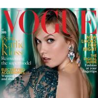 Vogue cover, December 2015